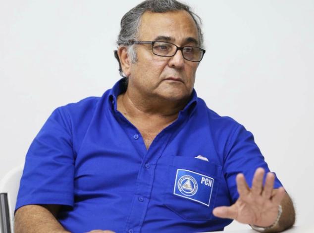 Ramón Kury, dirigente político asesinado en San Salvador el 26 de abril de 2018. (Foto tomada de elsalvador.com).